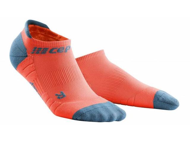 cep No Show Socks 3.0 Men coral/grey